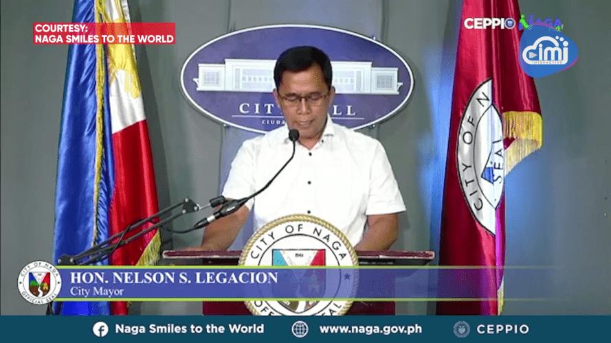 Naga City confirms FIRST COVID-19 case