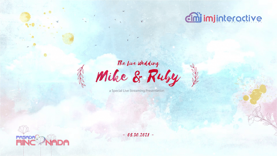 Mike & Ruby: The Live Wedding